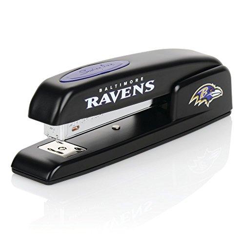 Baltimore Ravens Stapler, NFL, Swingline 747, Staples 25 Sheets (S7074058)