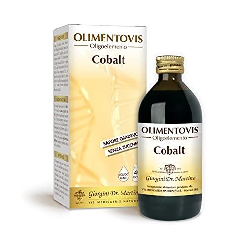 Dr. Giorgini Cobalto Olimentovis Integratore Alimentare 200ml