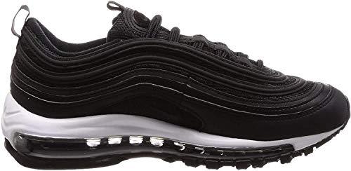 Nike Damen W Air Max 97 Fitnessschuhe,Schwarz (Black/Black/Black 006),39 EU