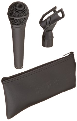 Rode M1 Microfono Dinamico per Utilizzo Live, Nero