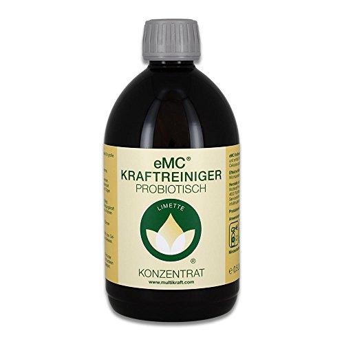 EMC KRAFTREINIGER KONZENTRAT 500 ml. PROBIOTISCH, EXTREM ERGIEBIG