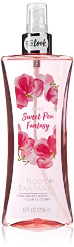 Body Fantasies Fragancia Sweet Pea Fantasy, 236 ml