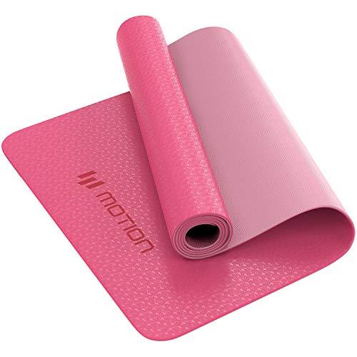 Yoga Mat Classic Pro Yoga Mat TPE Eco Friendly Non Slip Fitness Exercise...