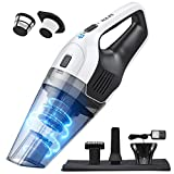 Best hand vacum - Holife Handheld Vacuum, Hand Vacuum Cordless with Powerful Review