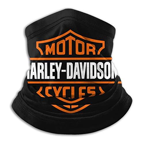 Harley Davidson Logo Maschera da Pesca Ghetta Copricapo Maschera Solare Fascia Bandana Passamontagna Scaldacollo Sciarpa Mezza Copertura