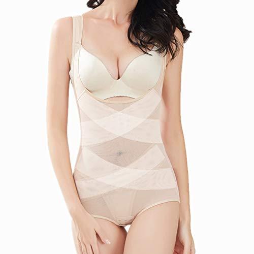 Seamless Shapewear Body Shaping Bodysuit Women Tummy Control Belly Slimming Waist Shaper Mesh Breathable