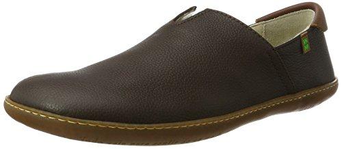 El Naturalista N275, Zapatos sin Cordones Unisex, schwarz, 43