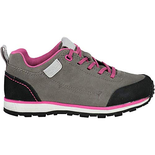 CMP wandelschoenen outdoorschoen Kids Elettra Low Hiking Shoes WP grijs waterdicht