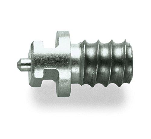Spiralenkupplung positiv 16mm für Standard-/SMK-Rohrreinigungsspiralen mit T-Nut