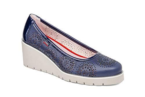 CALLAGHAN Zapatos Mocasines 24513 Pacific Azul Size: 37 EU