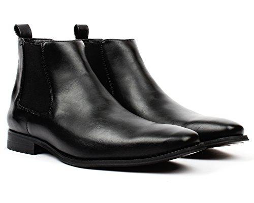 Santino Luciano Rigo Men's Chelsea Dress Boot