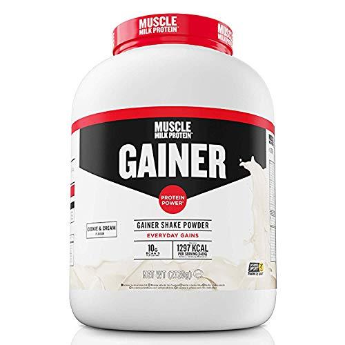 CytoSport Muscle Milk Protein Gainer Cookies & Cream, 2720 g