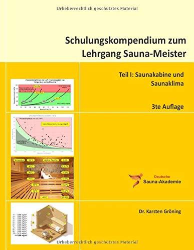 Schulungskompendium zum Lehrgang Sauna-Meister: Teil I: Saunakabine und Saunaklima