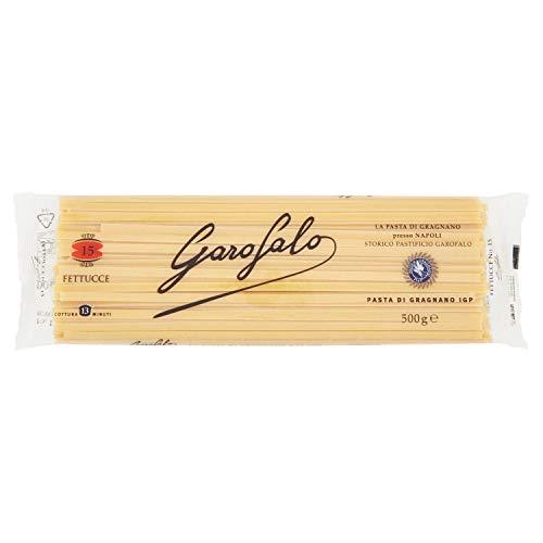 Garofalo - Fettucce, Pasta di Semola di Grano Duro - 8 confezioni da 500 g [4 kg]