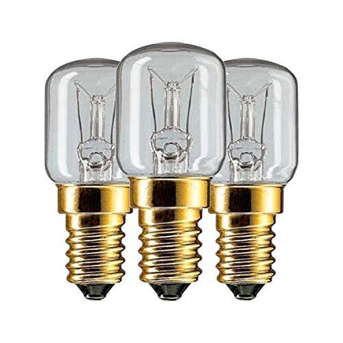 15/25 W SES E14 Screw Cap Pygmy Lamps Bulb 300 Degree Heat Resistant...