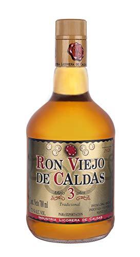 Ron viejo de caldas botella 700 ml
