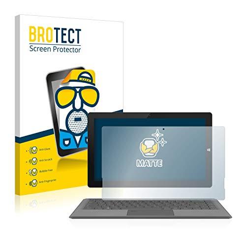 BROTECT Entspiegelungs-Schutzfolie kompatibel mit TrekStor Primetab T13B Bildschirmschutz-Folie Matt, Anti-Reflex, Anti-Fingerprint