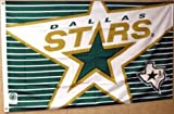 Dallas Stars Hockey Flag Logo Flag 3x5- With Grommets