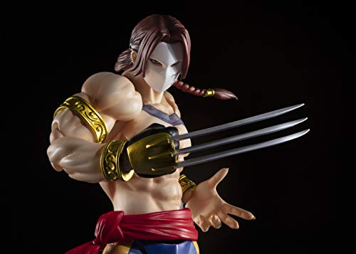 Street Fighter Vega Bandai S.H. Figurarts Action Figure Standard