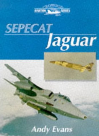 Sepecat Jaguar (Crowood Aviation)