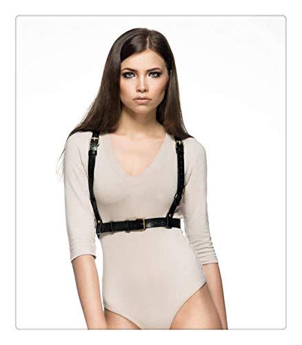 nice shop now Cinturón de arnés cintura de pecho de cuerpo de cuero...