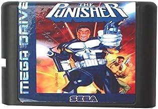 Linker Wish 16 Bit Sega MD Game The Punisher 16 bit MD Game Card For Sega Mega Drive For Genesis