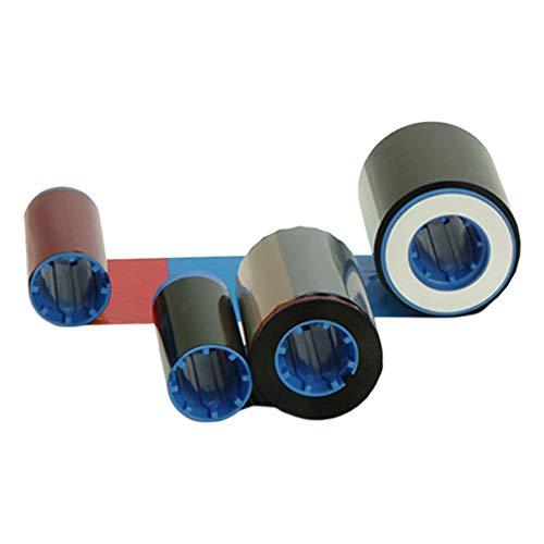 Zebra Technologies 800012-445 YMCK True Colors I Series Color 4 Panel Ribbon, ZXP Series 8 Compatible,625 Labels per Roll