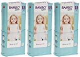 Bambo Nature Premium Eco Nappies - Pannolini per bambini, misura 5, 12-18 kg, 132 pezzi