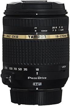 Tamron 18-270mm f/3.5-6.3 Di II VC PZD Zoom Lens for Nikon DSLR Cameras  Model B008N  - International Version  No Warranty