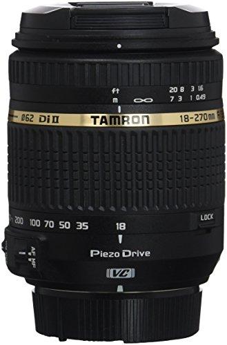 Tamron 18-270mm F/3,5-6,3 Di II VC PZD Objektiv für Nikon (62 mm Filtergewinde)