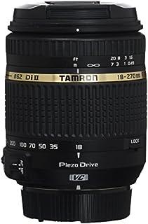 Tamron B008N AF 18-270 mm F/3.5-6.3 Di II VC PZD, LD, ASL MACRO - Objetivo para Nikon (distancia focal 18-270 mm, apertura f/3.5-6,3, estabilizador óptico, motor de enfoque, diámetro: 62 mm), negro (B004FLJVYQ) | Amazon price tracker / tracking, Amazon price history charts, Amazon price watches, Amazon price drop alerts