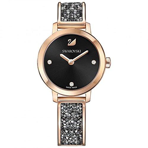 Swarovski Damen-Uhren Analog Quarz One Size Metall 87434494