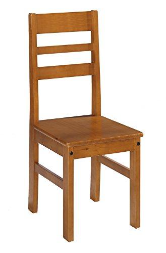 Dogar Kynus Set 2 sillas, Cerezo, 98x42x45 cm, 2 Unidades