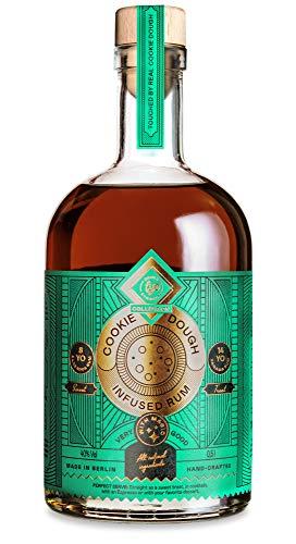 Drink Syndikat Collection: Cookie Dough Infused Rum   Premium Rum mit echtem Keksteig infusioniert - 8-14 Jahre Barbados und Panama