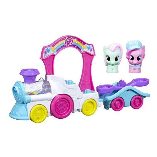 My little Pony Playskool Friends Pinkie Pie pop-Along Zug