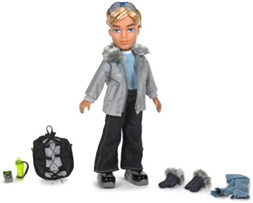 MGA Entertainment 378983 E5 - Bratz Jungs Winter Cameron