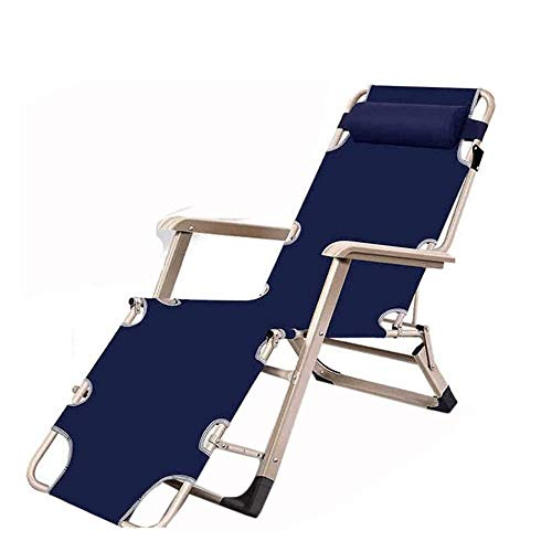 Decoración de muebles Mecedora reclinable para exteriores con cojines Silla de salón plegable para...