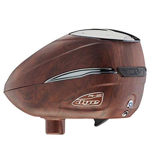 Dye R2 Electronic Paintball Loader (Woody)
