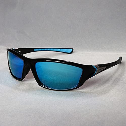 Gafas de Sol de Pesca polarizadas Gafas de Sol para Hombres y Mujeres Camping Senderismo Gafas de conducción Gafas Deportivas al Aire Libre Gafas de Sol UV400