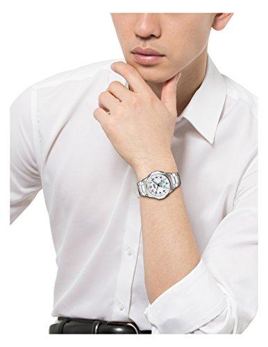 [カシオ]腕時計ウェーブセプター電波ソーラーWVA-M630D-7AJFシルバー
