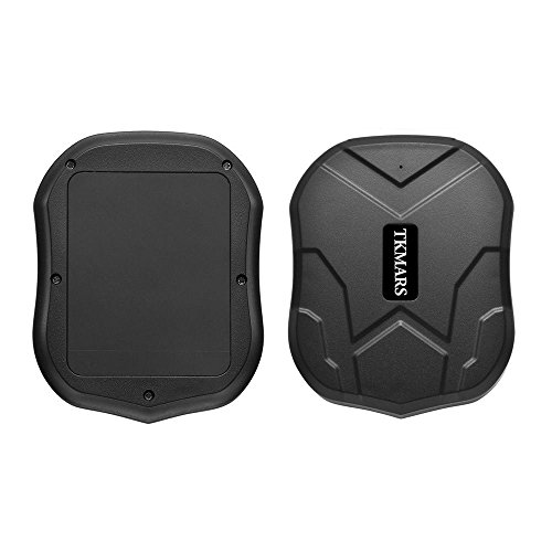 TKMARS Tracker Real Time GPS Tracking Device Strong Magnetic Car GPS Tracker Free Installtion IP65 Waterproof TK905 Anti-theft Anti-lost Function