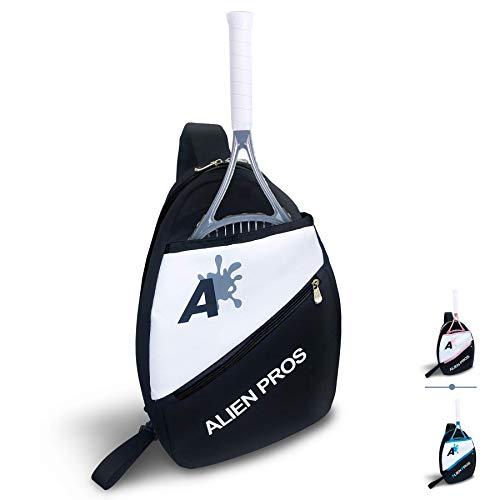 Alien Pros Lightweight Tennis Sling Backpack...