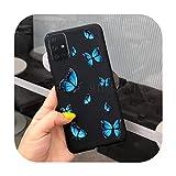 Coque en silicone pour Samsung Galaxy A11 A21s A41 A51 A71 A01 Core A01 M11 Coque arrière pour...