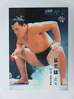 BBM2015大相撲カード「レジェンド」至宝■レギュラーカード■30関脇/益荒雄