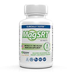 Best Magnesium Malate Supplement: Jigsaw with SRT