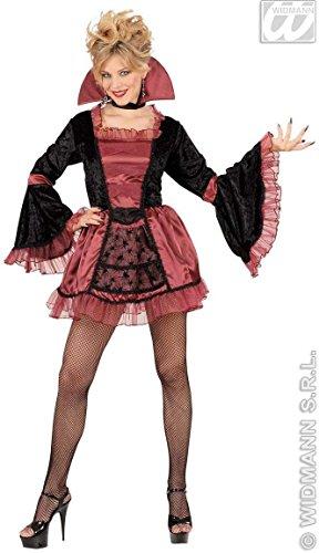 Goth Vamp Costume Adult Ladies Costume