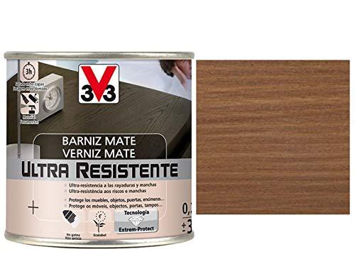 BARNIZ INTERIOR V33 NOGAL
