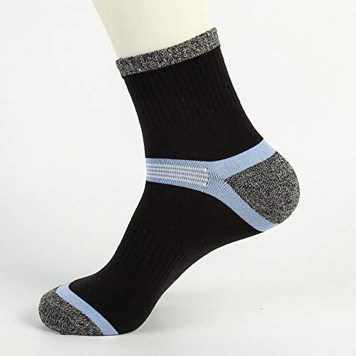 Sokken, lijn, mannen sokken, mannen sokken, comfortabel zweet, 5 Stks