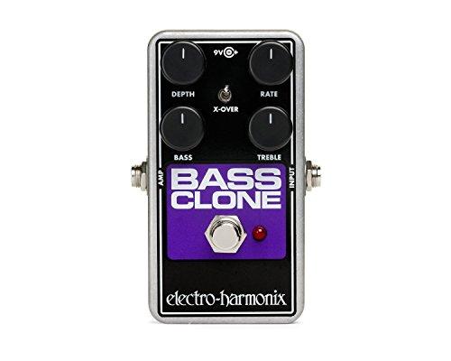 Electro Harmonix 665243efecto de bajo eléctrico con sintetizador Filtro Bass Clone Chorus