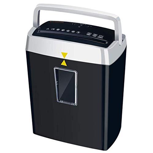 XuQinQin Aktenvernichter, Haushaltsklein Paper Shredder, Office Desktop File Shredder, Multifunktions Shredder, still und Durable Schredder (Size : 30.2x18.5x30.7cm)